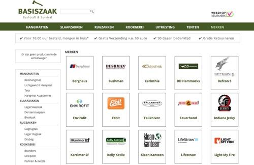 basiszaak-website
