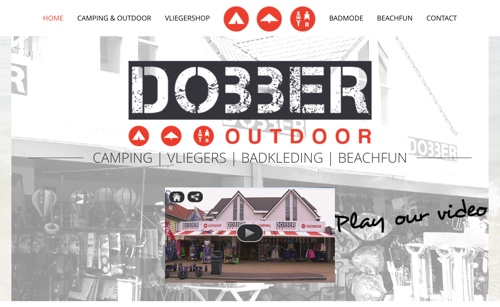 dobber outdoor website