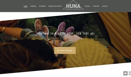 huna den haag website