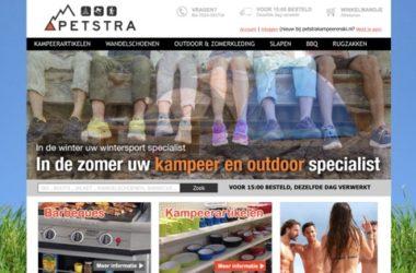 petstra website
