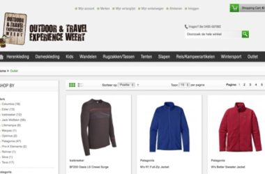 website travel outdoor experience weert