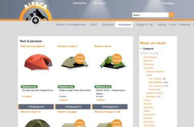 alpaca outdoor website