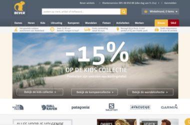 Bever Den Haag website