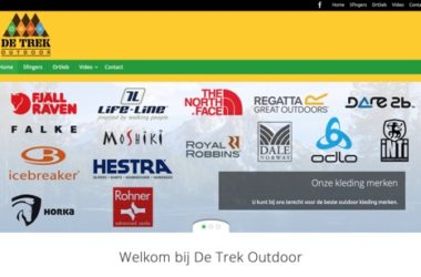 de trek outdoor website