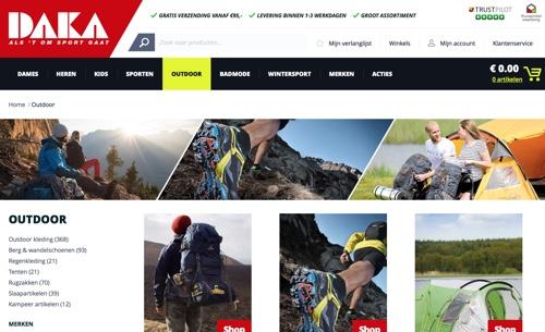 daka amersfoort website
