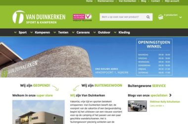 duinkerken sport kamperen website
