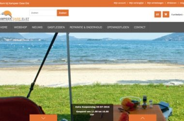 kampeer oase elst website