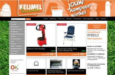 keijmel recreatie website