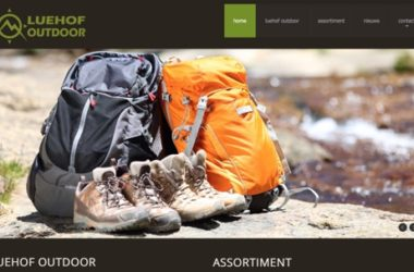 luehof outdoor website