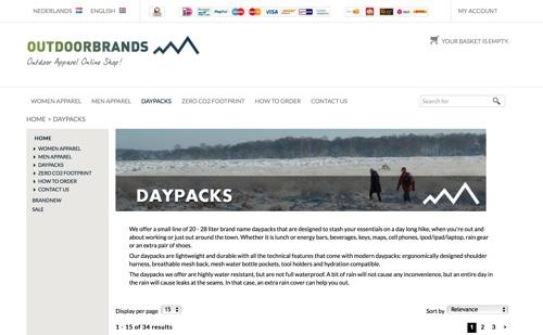 outdoorbrands website