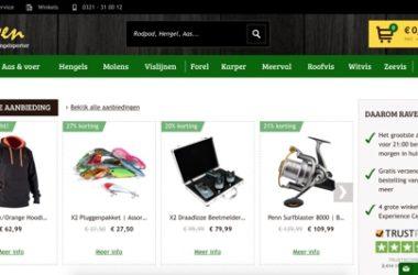raven.nl website