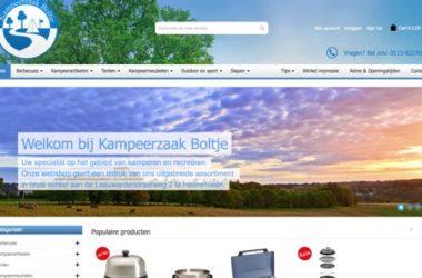 website kampeerzaak boltje