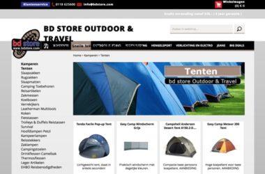 website BD store