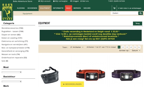 website-bobs-adventure-store