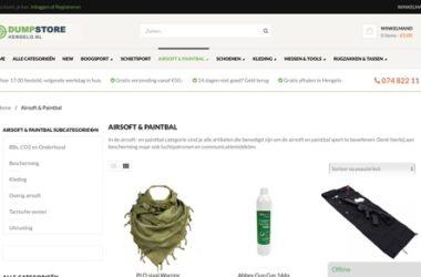 website dumpstore hengelo