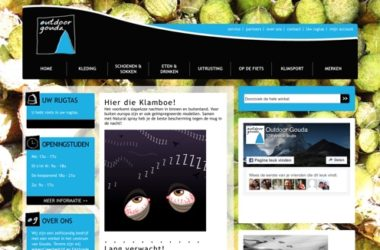 website outdoor gouda