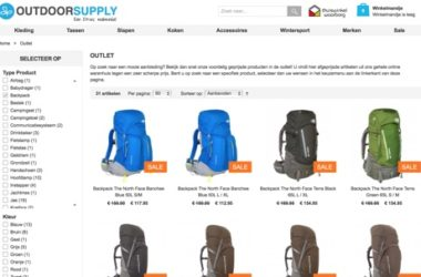 website outdoorsupply.nl