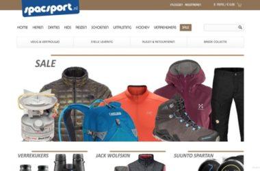 website spac sport nijmegen