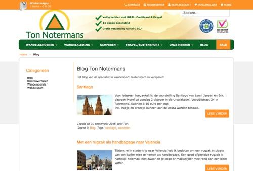 ton-notermans-website