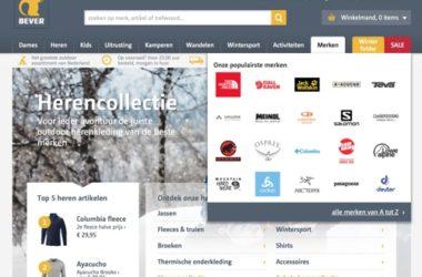 bever almere website