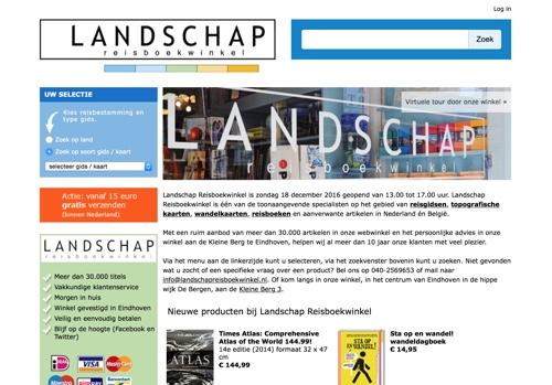 landschap-reisboekwinkel-website