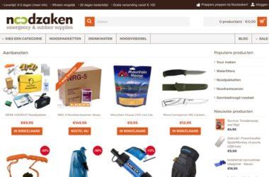 website noodzaken.nl