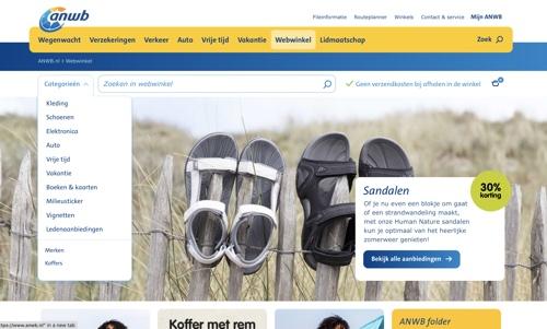ANWB Winkel Arnhem Kronenburg