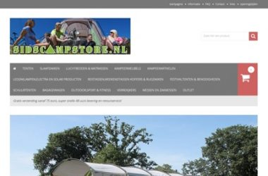 sid's campstore website