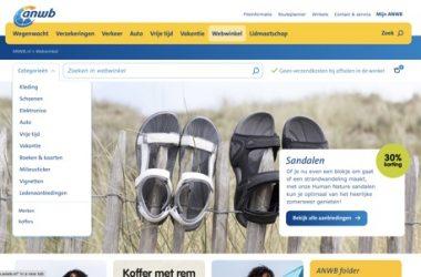 ANWB Winkel Apeldoorn