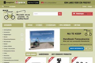 bike4travel website
