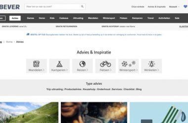 bever tilburg website
